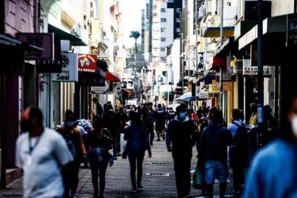 Restrições em Santa Catarina são prorrogadas até 26 de abril(Foto: Tiago Ghizoni/Arquivo DC)