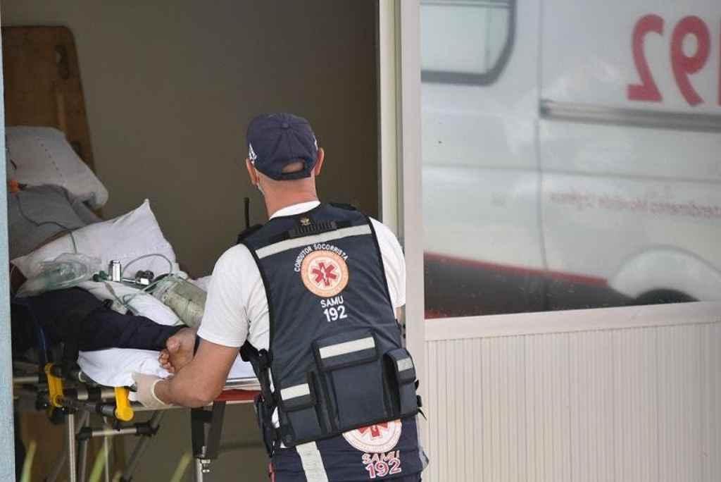 Pelo segundo dia seguido, hospitais da Serra não registraram fila de espera por UTIs, a exemplo do Oeste e da Grande Florianópolis(Foto: Fom Conradi / iShoot / Folhapress)