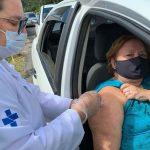 Segunda dose das vacinas contra COVID-19 passa a ser aplicada na UBS Sertãozinho