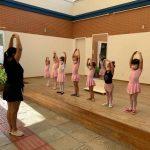 """Ballet integra as oficinas culturais do Projeto """"Cultura para todos"""""""