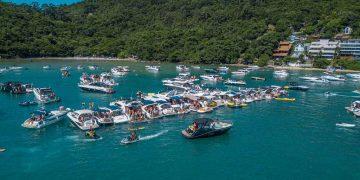 PORTO BELO - Proibida a ancoragem de embarcação de lazer no Caixa D'Aço após 19h