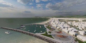 PORTO BELO - Porto Belo recebe projeto do Molhe do Rio Perequê elaborado pela ACIP