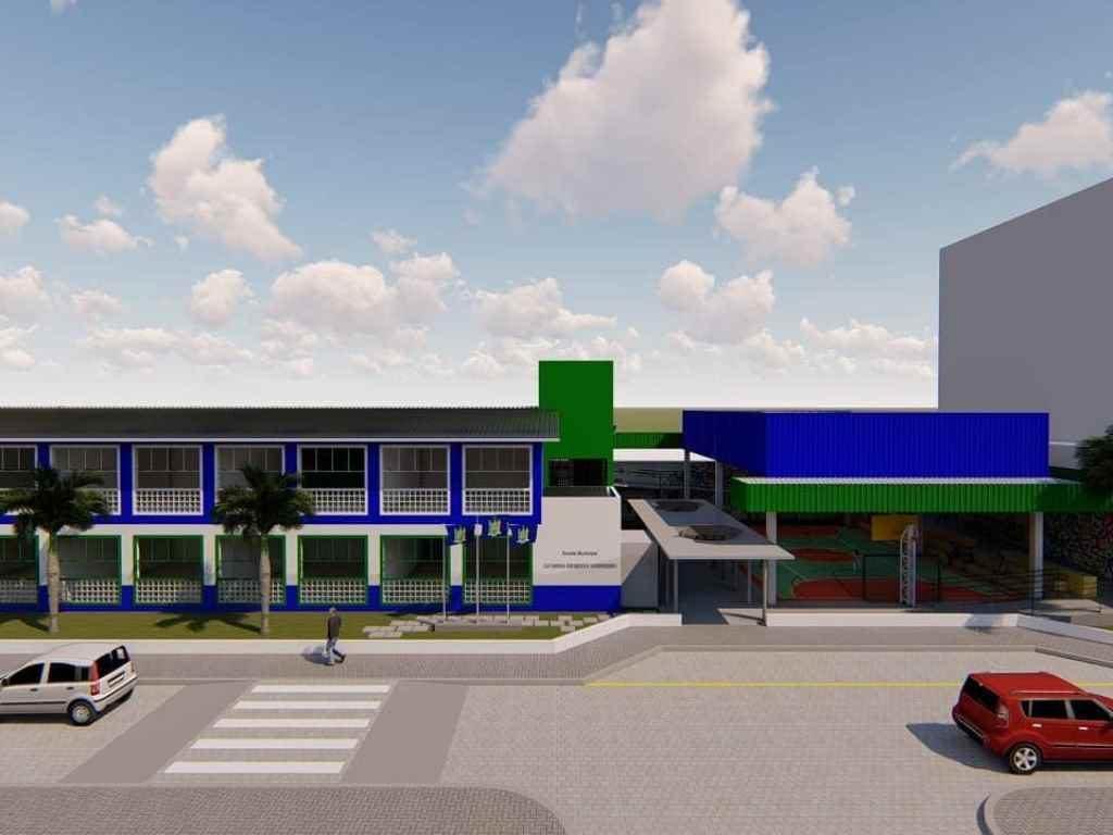PORTO BELO – Porto Belo reformará escola através de parceria público/privada