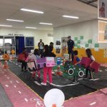 Secretaria de Segurança Pública realiza ação educativa no CMEI Benta Pereira Florêncio
