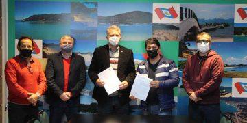 PORTO BELO - Porto Belo assina convênio com IGP para emissão de RG