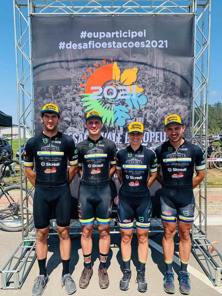 Ciclistas da Pedala Itapema Conquistam Pódios em Provas Extras