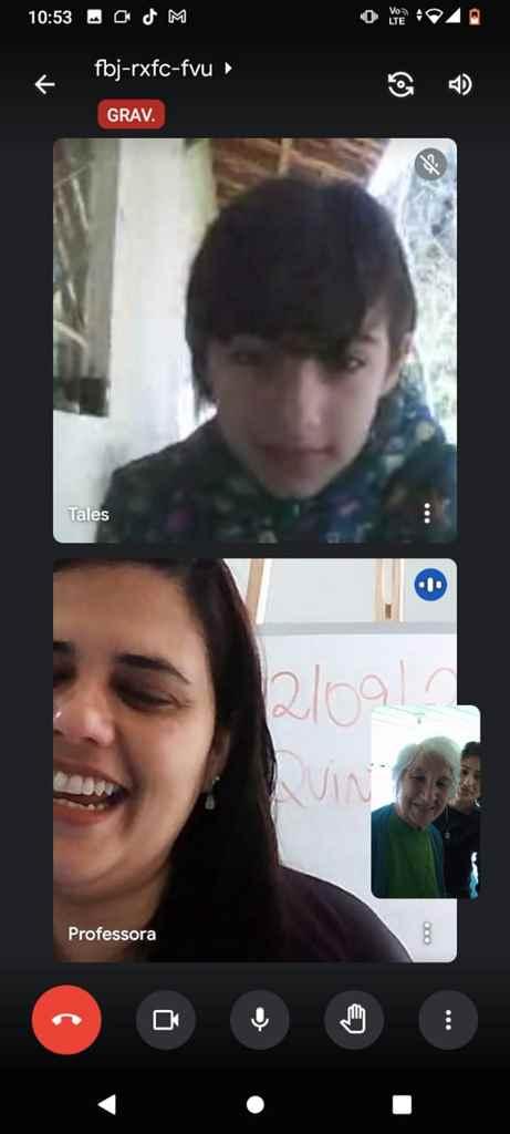 PORTO BELO - Ensino Remoto de Porto Belo oportuniza a inclusão digital na terceira idade