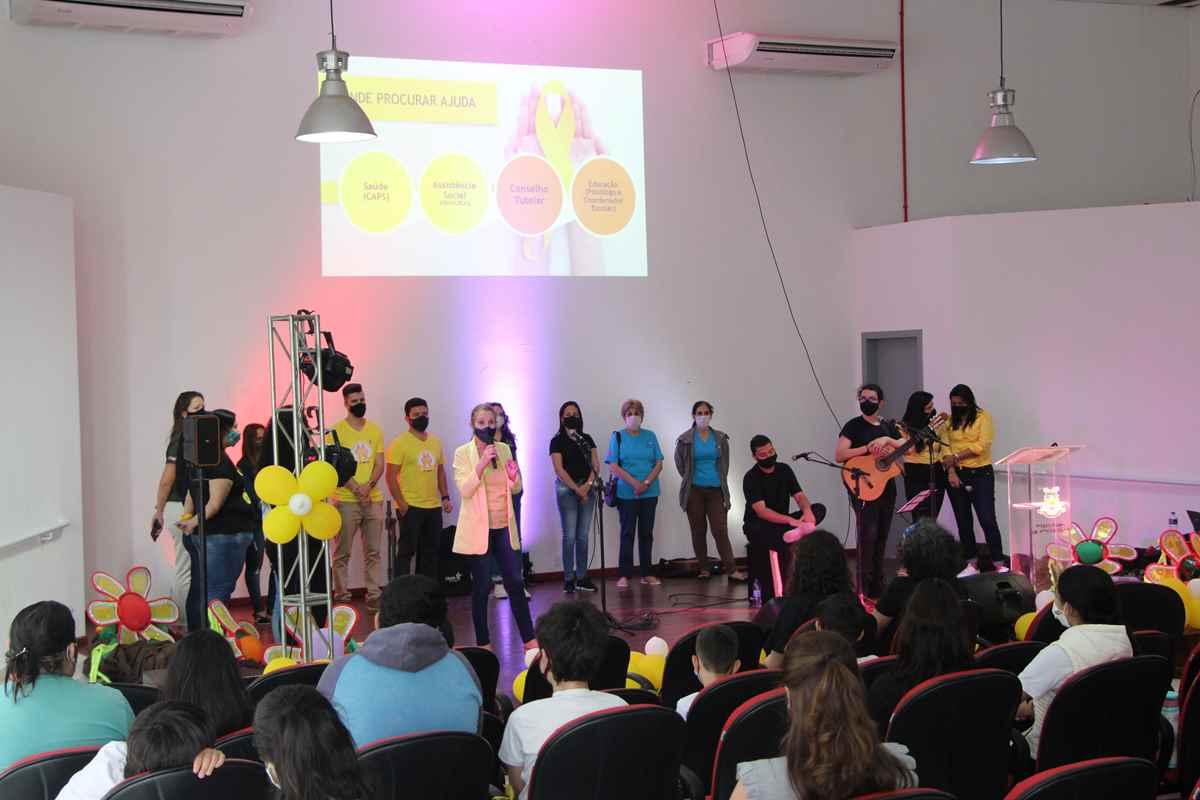 PORTO BELO - Porto Belo encerra mês de setembro com evento voltado aos adolescentes