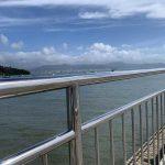 PORTO BELO - Porto Belo realiza manutenção no Píer Municipal