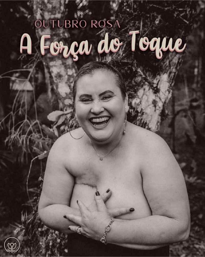 Divina Terra promove ação de Outubro Rosa em todo o país - Vanessa Moresco