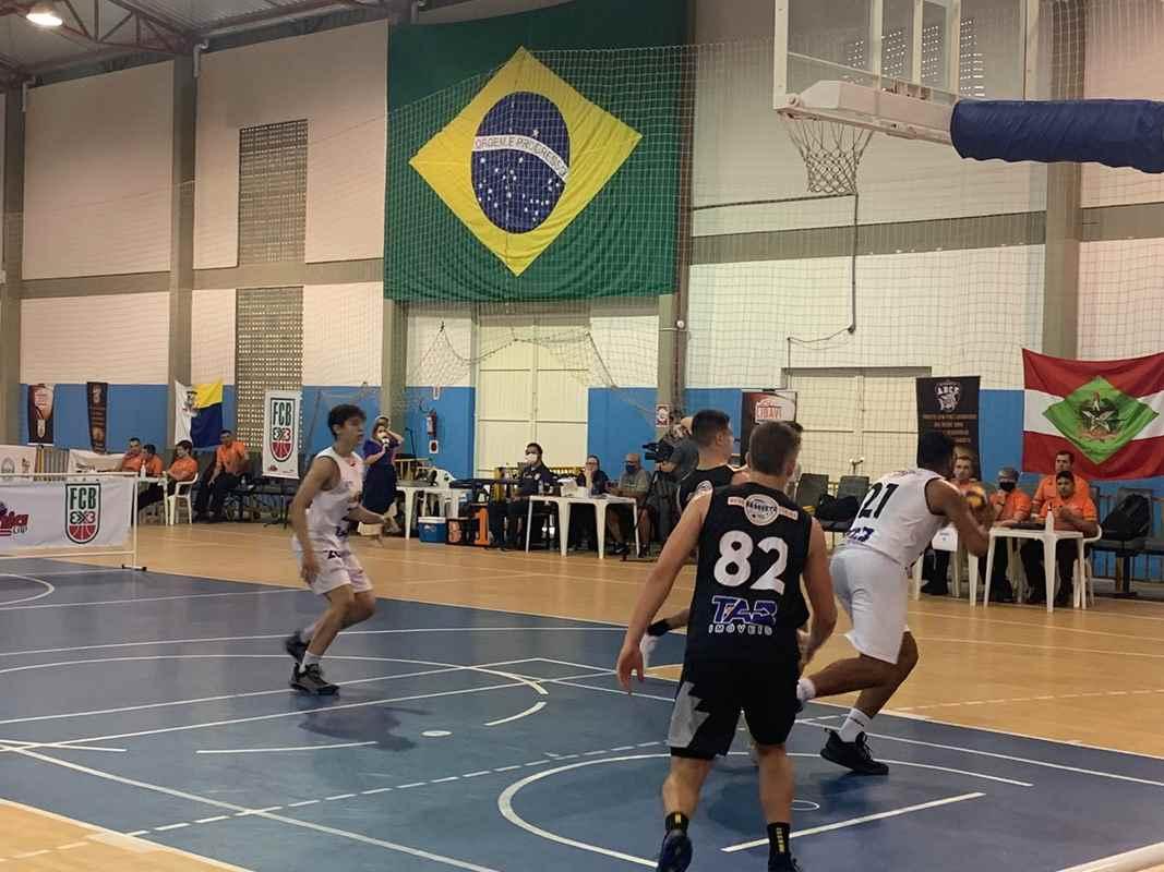 Etapa Regional do Circuito Brasileiro de Basquete 3x3 vai reunir atletas em Itapema