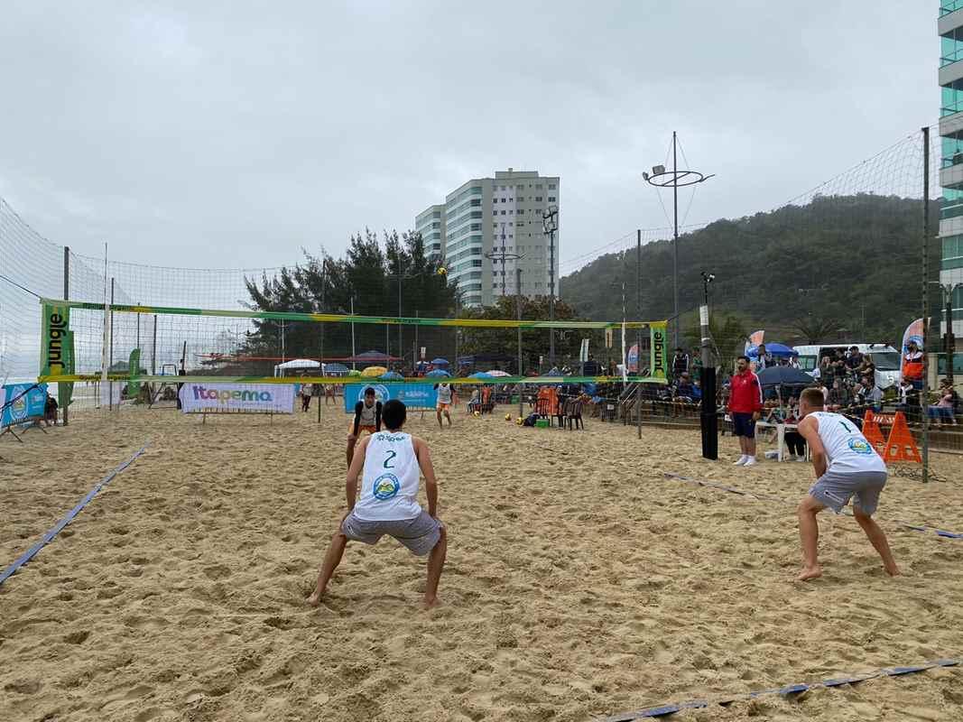 Itapema sedia 2ª Etapa Circuito Catarinense de Vôlei de Praia Sicredi neste final de semana