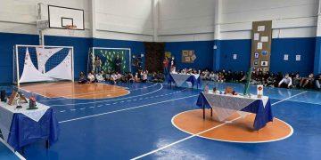 PORTO BELO - Alunos realizam exposição de arte em Porto Belo
