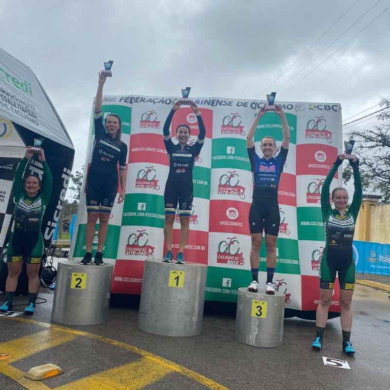 Itapema recebeu a 7º etapa do Ranking Catarinense de Ciclismo