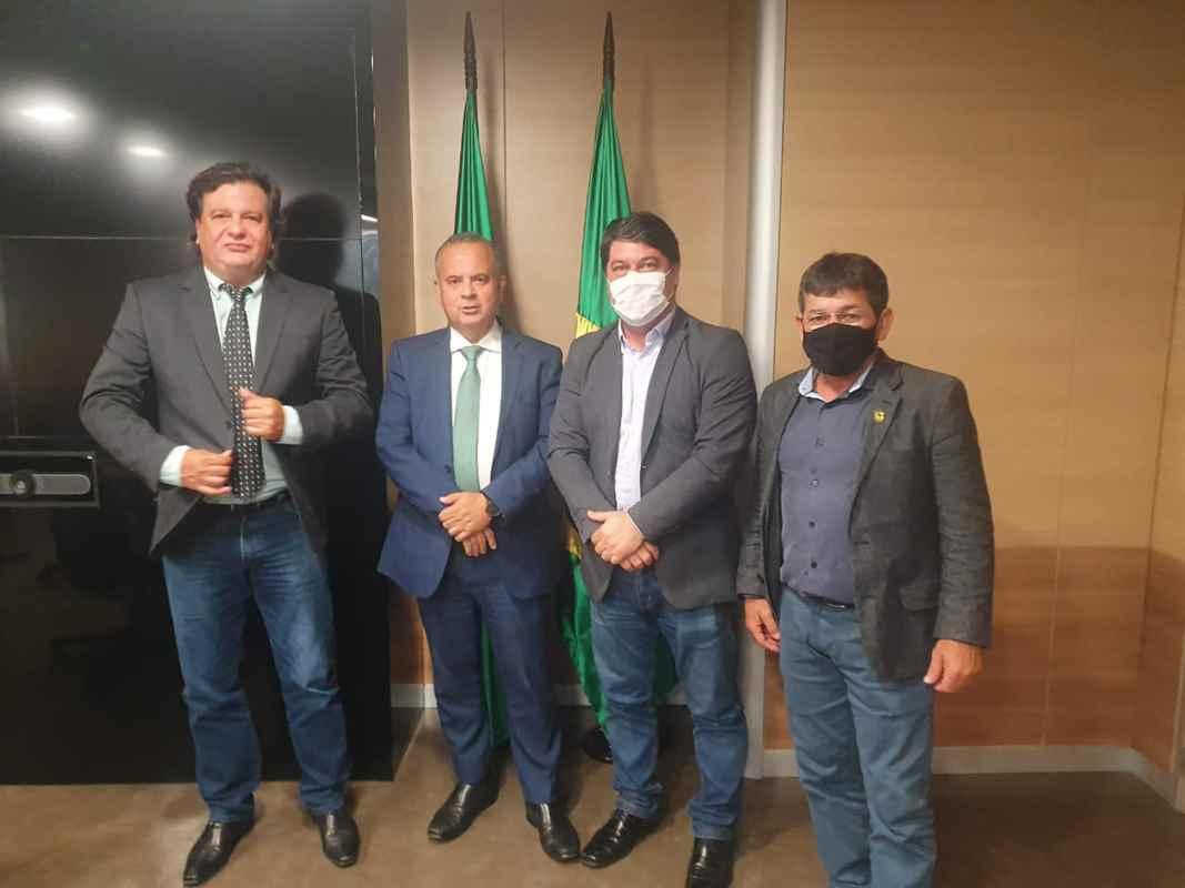 PORTO BELO - Porto Belo busca recursos junto ao Ministério do Desenvolvimento Regional