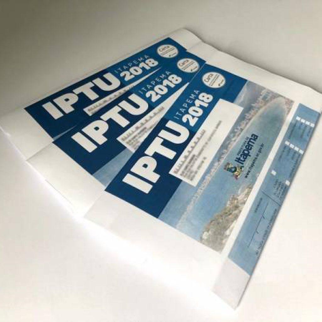 Boletos do IPTU 2018 para pagamento parcelado já estão disponíveis aos contribuintes