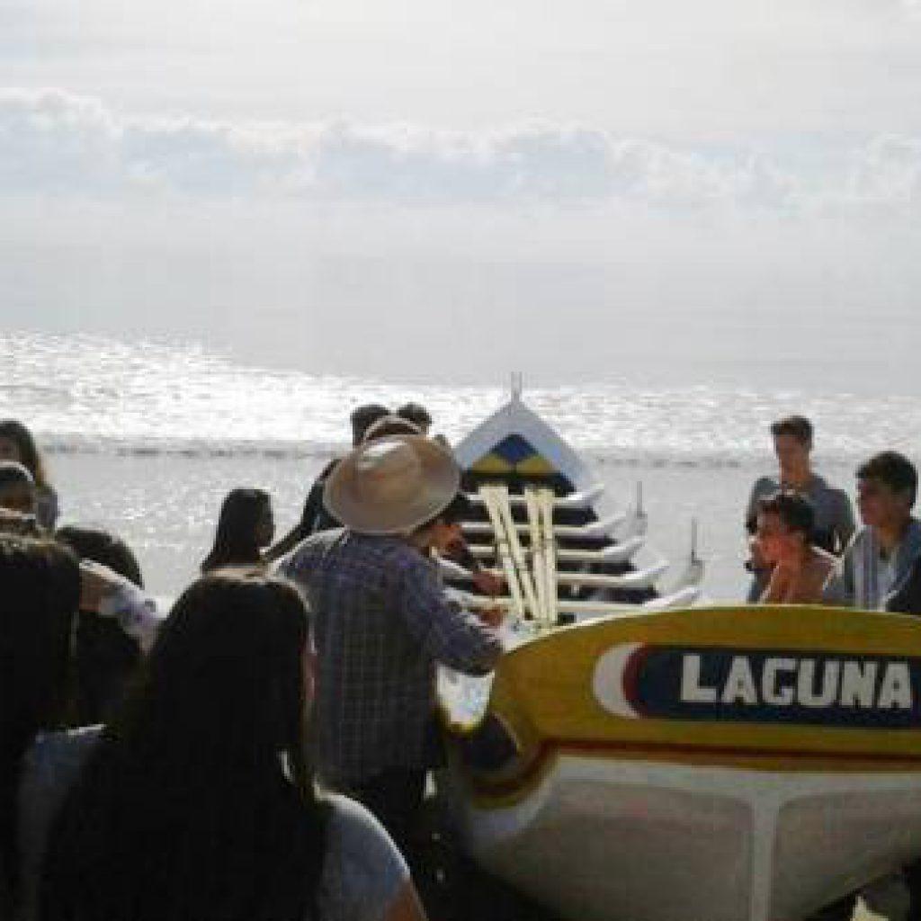 BOMBINHAS – Iniciam as Visitas Guiadas aos Ranchos de Pesca