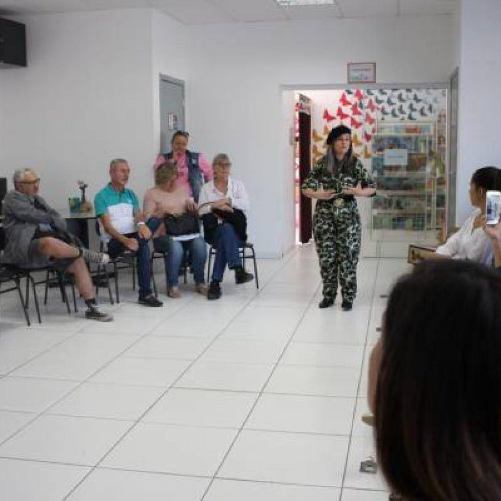 PORTO BELO – Porto Belo sedia curso sobre Bibliotecas