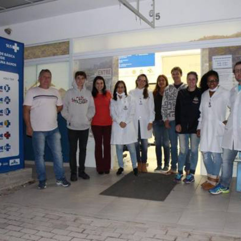 PORTO BELO – Novo programa de saúde inicia com sucesso em Porto Belo